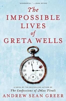 Couverture du livre : Les vies parallèles de Greta Wells