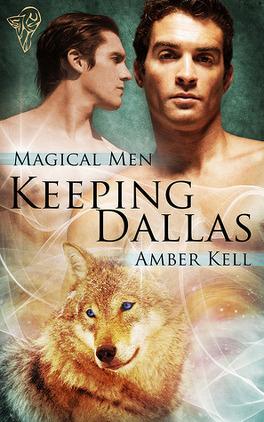 Couverture du livre : Magical Men, Tome 1 : Keeping Dallas