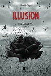 couverture Les Maudits, Tome 2 : Illusion