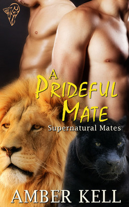 Couverture du livre : Supernatural Mates, Tome 2 : A Prideful Mate
