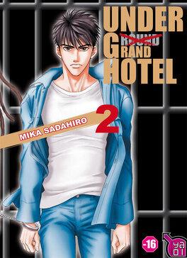 Couverture du livre : Under Grand Hotel, Tome 2