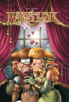 Couverture du livre : Le Donjon de Naheulbeuk, Tome 11 : Quatrième saison : Partie 2
