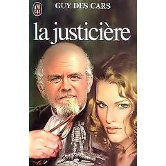 Couverture du livre : La Justicière