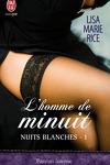 couverture Nuits Blanches, Tome 1 : L'Homme de Minuit
