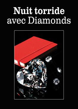 Couverture du livre : Cents facettes de Mr Diamonds, tome 11.5 : Nuit torride avec Diamonds