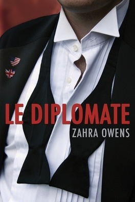 Couverture du livre : Le Diplomate