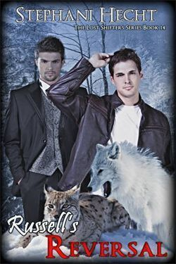Couverture du livre : Lost Shifters, Tome 14 : Russell's Reversal