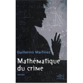 Couverture du livre : Mathématique du crime