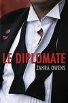 couverture Le Diplomate