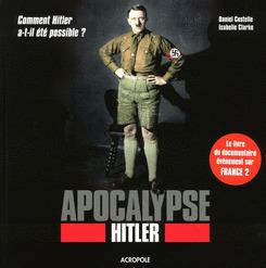 Couverture du livre : Apocalypse Hitler