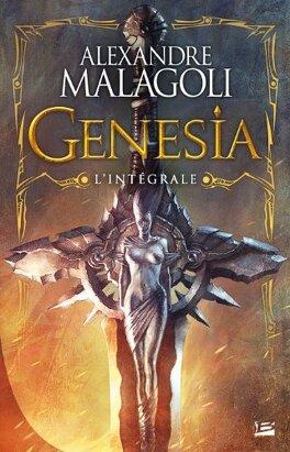 Couverture du livre : Genesia - Les Chroniques Pourpres : Intégrale