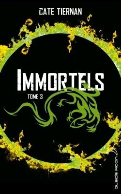 Couverture du livre : Immortels, Tome 3 : La Guerre