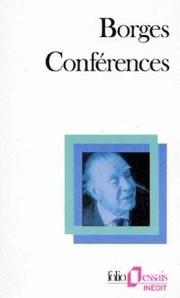 Couverture du livre : Conférences