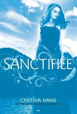 Couverture du livre : Céleste, Tome 2: Sanctifiée