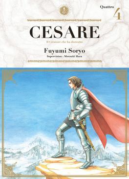 Couverture du livre : Cesare, Tome 4