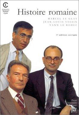 Couverture du livre : Histoire romaine