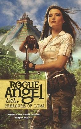 Couverture du livre : Rogue Angel, Tome 46 : Treasure of Lima