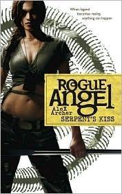 Couverture du livre : Rogue Angel, Tome 10 : Serpent's Kiss