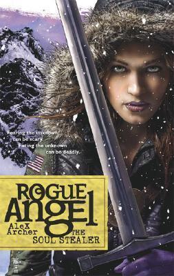 Couverture du livre : Rogue Angel, Tome 12 : The Soul Stealer