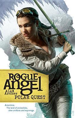 Couverture du livre : Rogue Angel, Tome 16 : Polar Quest