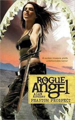 Couverture du livre : Rogue Angel, Tome 27 : Phantom Prospect