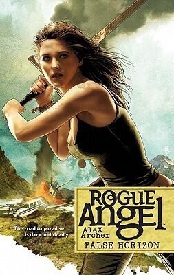 Couverture du livre : Rogue Angel, Tome 29 : False Horizon