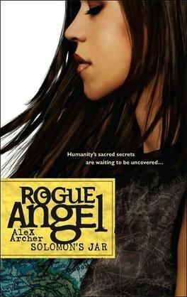 Couverture du livre : Rogue Angel, Tome 2 : Solomon's Jar