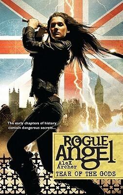 Couverture du livre : Rogue Angel, Tome 31 : Tear of the Gods