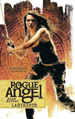 Couverture du livre : Rogue Angel, Tome 34 : Labyrinth