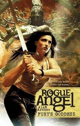Couverture du livre : Rogue Angel, Tome 35 : Fury's Goddess