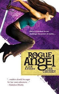 Couverture du livre : Rogue Angel, Tome 4 : The Chosen