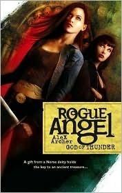 Couverture du livre : Rogue Angel, Tome 7 : God of Thunder