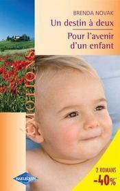 Couverture du livre : Pour l'avenir d'un enfant