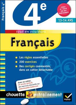 Francais 4e 13 14 Ans Livre De Helene Maggiori