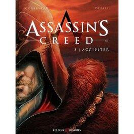 Couverture du livre : Assassin's Creed, Tome 3 : Accipiter