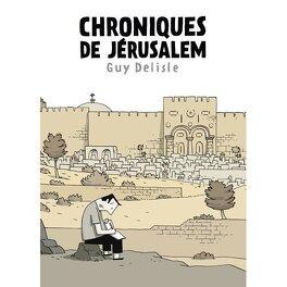 Couverture du livre : Chroniques de Jérusalem