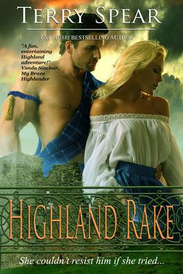 Couverture du livre : Highlander Medieval, Tome 3 : Highland Rake