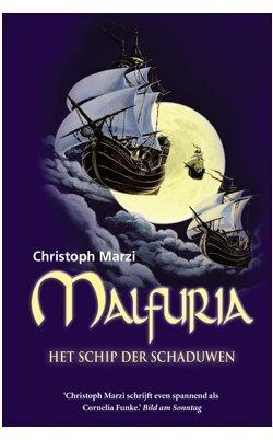 Couverture du livre : Malfuria, Tome 1 : Das Geheimnis der singenden Stadt