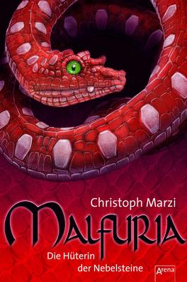 Couverture du livre : Malfuria, Tome 2 : Die Hüterin der Nebelsteine