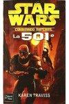 couverture Star Wars Commando imperial, Tome 1 : La 501e