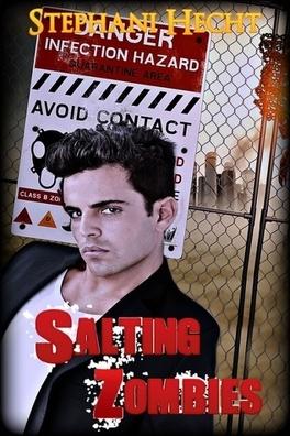 Couverture du livre : Salting Zombies