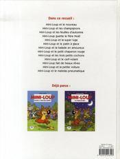 Couverture du livre : Mini-Loup fait les 400 coups