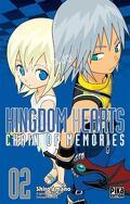 Kingdom Hearts : Chain of Memories, Tome 2