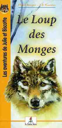 Couverture du livre : Le loup des Monges