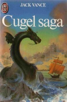 Couverture du livre : Cugel saga