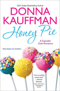 Couverture du livre : Cupcake Club Romance, Tome 4 : Honey Pie