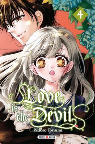 Couverture du livre : Love is the Devil, tome 4
