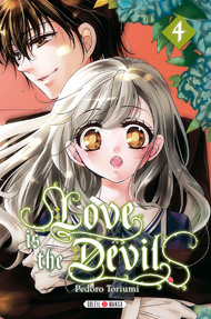 Couverture du livre : Love is the Devil, tome 4