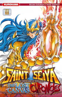 Couverture du livre : Saint Seiya - The Lost Canvas Chronicles, Tome 2