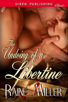 Couverture du livre : The Undoing of a Libertine
